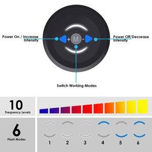 Image 3 - Стимулятор мышц брюшной полости EMS Abs Электростимуляция домашние тренировочные кроссовки тонера для мышц Упражнение Фитнес Оборудование зарядка через USB