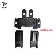 TOtrait CQC Stack Magazine Holster Molle Strike holster Platform Adapter For Rifle Pistol Hunting gun accessories(China)