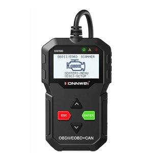 KW590 OBDII/EOBD Scanner Car C