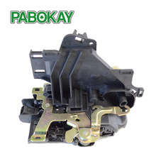 REAR LEFT DOOR LOCK ACTUATOR CENTRAL MECHANISM FOR VW POLO 9N  T5 CADDY III SKODA FABIA SEAT 3B4 839 015AJ 3B4839015AJ for seat ibiza skoda fabia vw polo caddy front left door lock mechanism 5j1837015