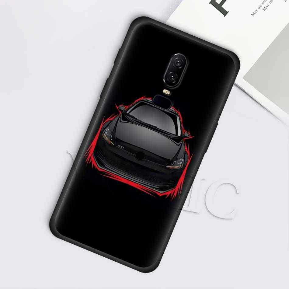 Горячий Nurburgring Супер гоночный GTI черный мягкий чехол для Oneplus 7 Pro 7 6T 6 силиконовый защитный чехол из ТПУ для телефона