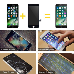 Image 5 - לא מת פיקסל LCD תצוגת Pantalla עבור iPhone 8 8g 3D מגע מסך החלפת חלקי iPhone8 LCD Digitizer עצרת + כלים