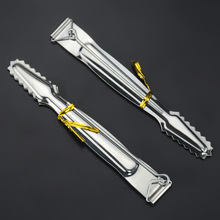 Metal Shisha Hookah Charcoal Tongs Tweezers to Water Pipe Sheesha Accessories
