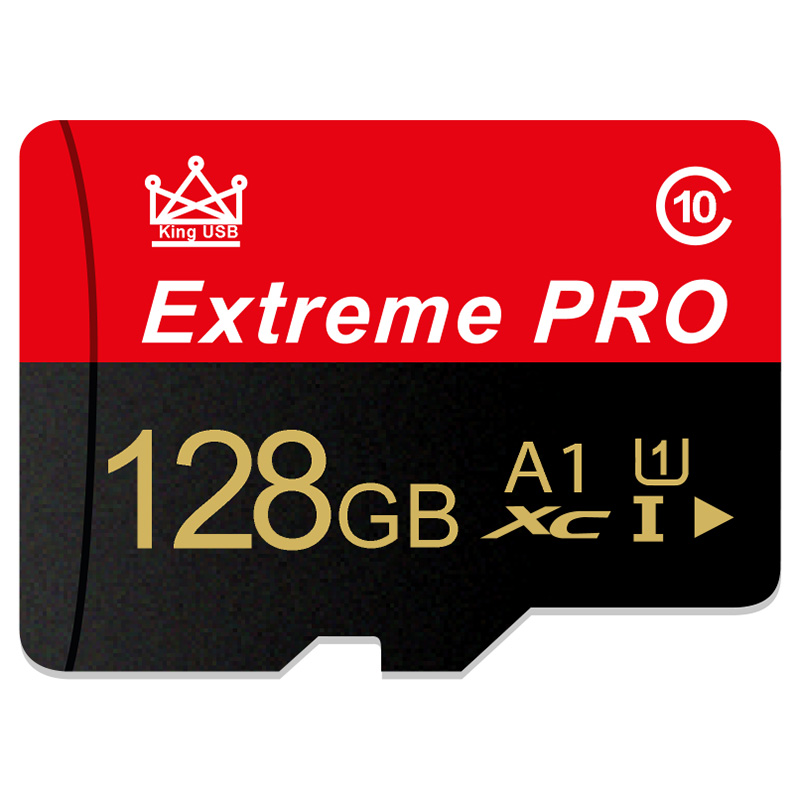 High speed Micro SD Card 32GB 64GB 128GB SDHC/SDXC TF Card 4GB 8GB 16GB 32GB flash drive microsd memory card with SD adapter