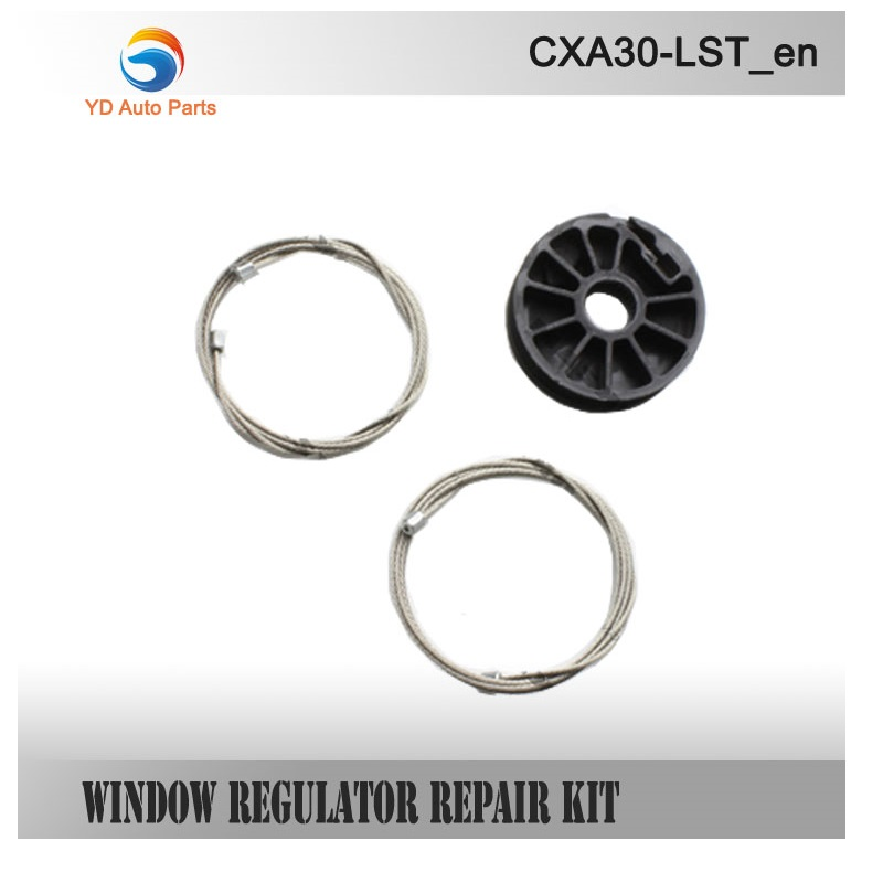 FOR  CITROEN XANTIA X2 WINDOW REGULATOR REPAIR KIT FRONT LEFT SIDE