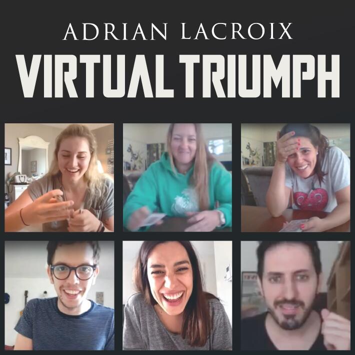 Virtual Triunfo por Adrian Lacroix truques de Mágica