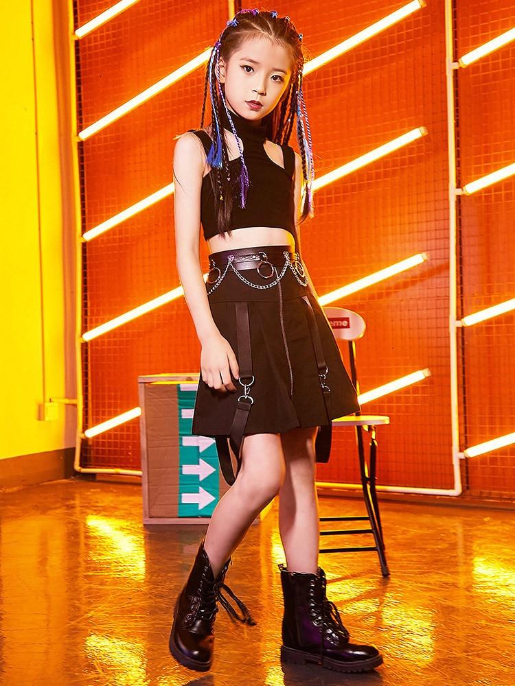 Pheasant You Spirit Children Hiphop Suit Girl Go Excellent Trend Serve A Juvenile The Shelf Drum Show Serve