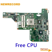 Laptop Hp G62 615382-001 Main-Board HM55 for G62-B41E0 with 1GB GPU Free-Cpu Fully-Tested