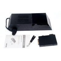 PS4 HDD Extender 데이터 뱅크 외장형 스토리지 박스 4 테라바이트 스토리지 용량 소니 플레이 스테이션 4 용 하드 드라이브 스토리지 케이스 홀더