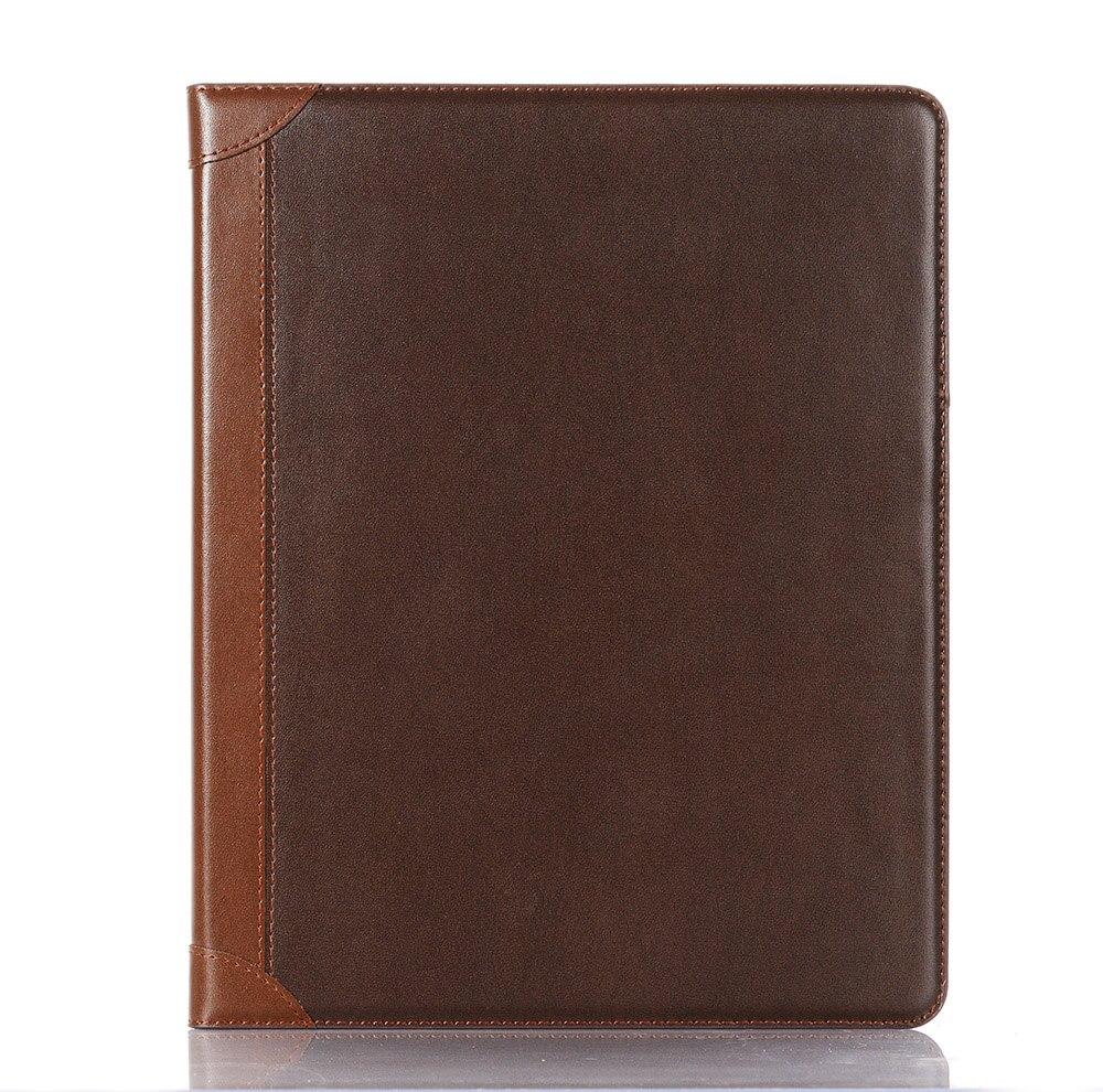 Pad i Leather Pro Case Book 2020 for Smart iPad iPad Folio 12 Fold for Case PU 9 2018