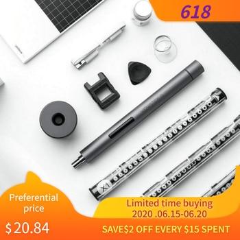 цена на Wowstick 1P Electric Screwdriver Set Mini Precision Cordless Power Screwdriver Home Portable Easy To Operate Screwdriver Tool