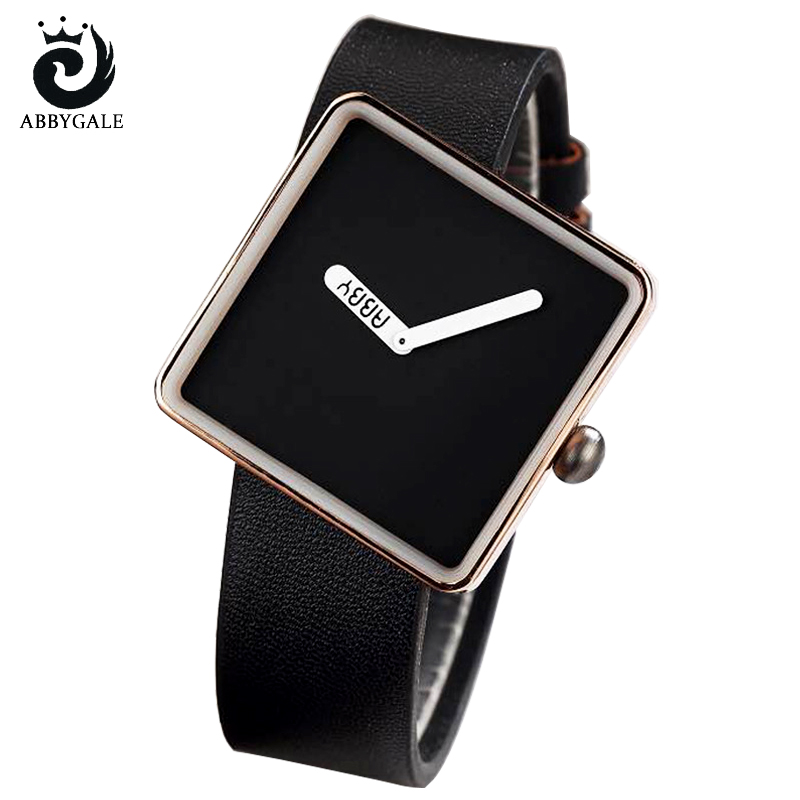 Elegant Minimalist Square Ladies Wrist Watches Women Fashion Dress Quartz Watch Luxury Girl Creative Clock Gift Relogio Feminino