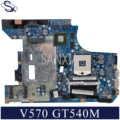 Placa base para ordenador portátil KEFU 10290-2 para Lenovo V570 original placa base GT540M