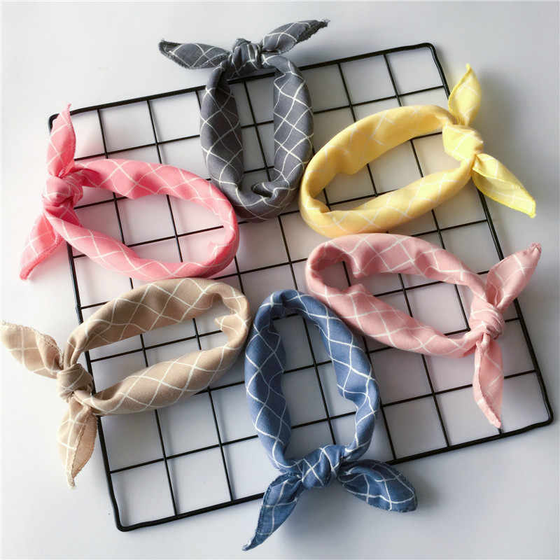 Followers Special Price Children's Scarves Autumn and Winter Baby Plaid Scarf Boys Girls  Cool  Kids New Fashion Neck