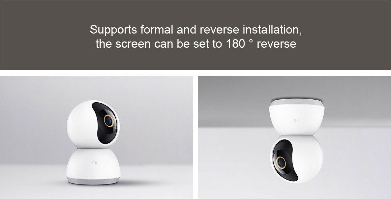 pan-tilt visão noturna 360 ângulo de vídeo