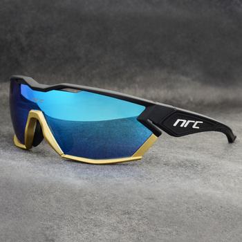 Marka 2019 NRC p-ride fotochromowe okulary rowerowe człowiek Mountain Bike sport rowerowy okulary rowerowe MTB okulary rowerowe kobieta tanie i dobre opinie polarized and uv400 K070 MULTI Poliwęglan Unisex TR-90 cycling sunglasses Cycling Glasses Sport Sunglasses Cycling Eyewear