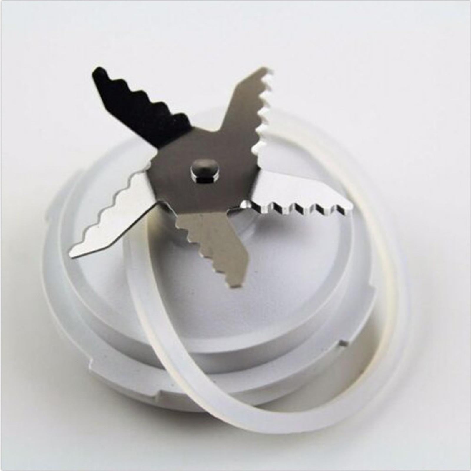 Blades Knife With Sealing Ring For Philips HR7625 HR7620 RI7620 RI7625 HR2160 Knife Holder Juicer Blender Parts
