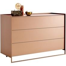 36 sztuk Bespoken szafki boczne Bedstands z Drawrs i drzwi lakier Panel ze sklejki w biały różowy złoty tanie tanio Meble do salonu Stół konsoli Meble do domu