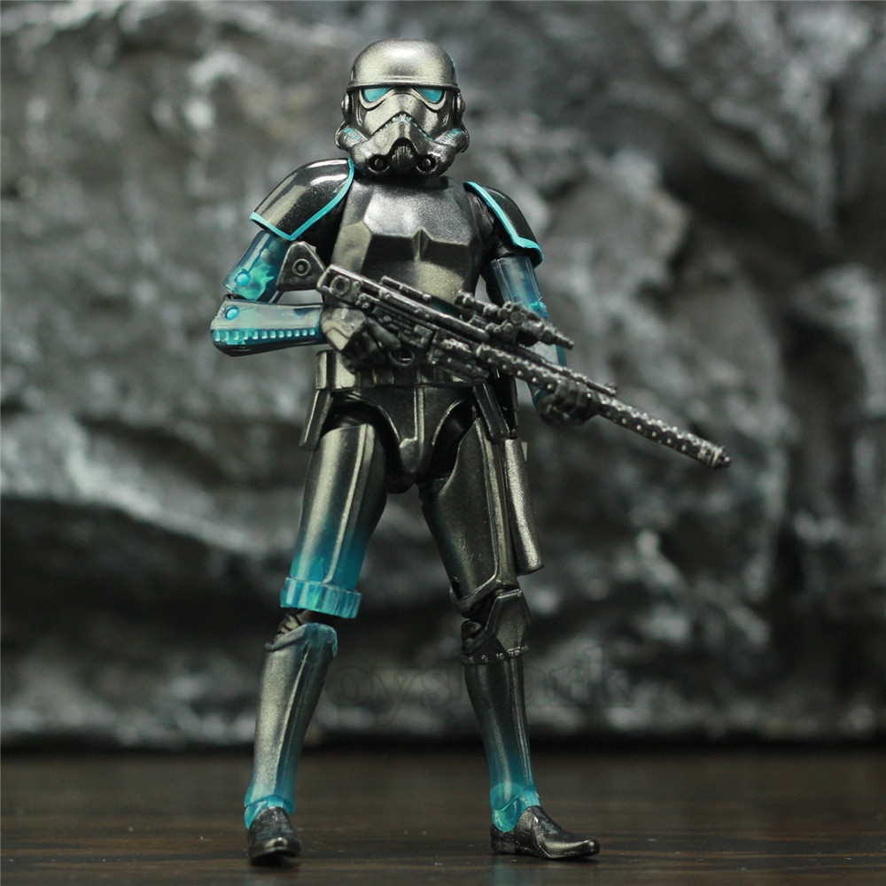 Star Wars The Force Unleasned Shadow Trooper 6