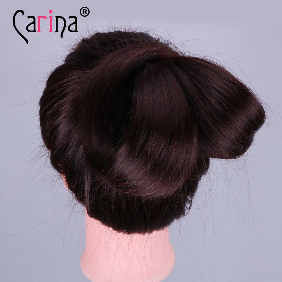 Cabeza de Maniquí de 55cm para peluquería, cabezas de muñeca de peluquería, maniquíes de entrenamiento de práctica de muñeca, en venta + soporte