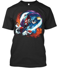 Men T Shirt Megaman Women tshirt(China)
