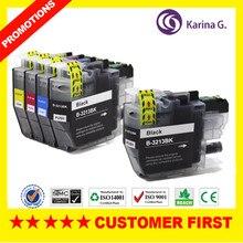 Совместимый чернильный картридж для принтера Brother LC3211 LC3213 костюм для DCP-J772DW,DCP-J774DW,MFC-J890DW,MFC-J895DW и т. д.
