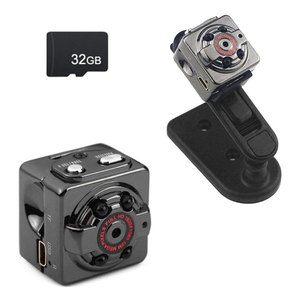 Image 2 - SQ8 Mini HD akıllı kamera 1080p 720P çift kayıt modu mikro kablosuz kamera gece görüş kamera küçük Minicamera Microchamber DVR