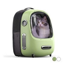Cat-Bag Backpack-Space Pet-Cat-Carrier Petkit Shoulder Small Dog Portable with for And