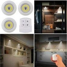 3W LED Under Cabinet Light LED Wireless