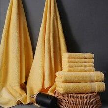 Комплект роскошных банных полотенец SEMAXE, 2 больших банных полотенца, 2 полотенца для рук, 4 стирки. Хлопковые полотенца для ванной (8 шт. в упак...
