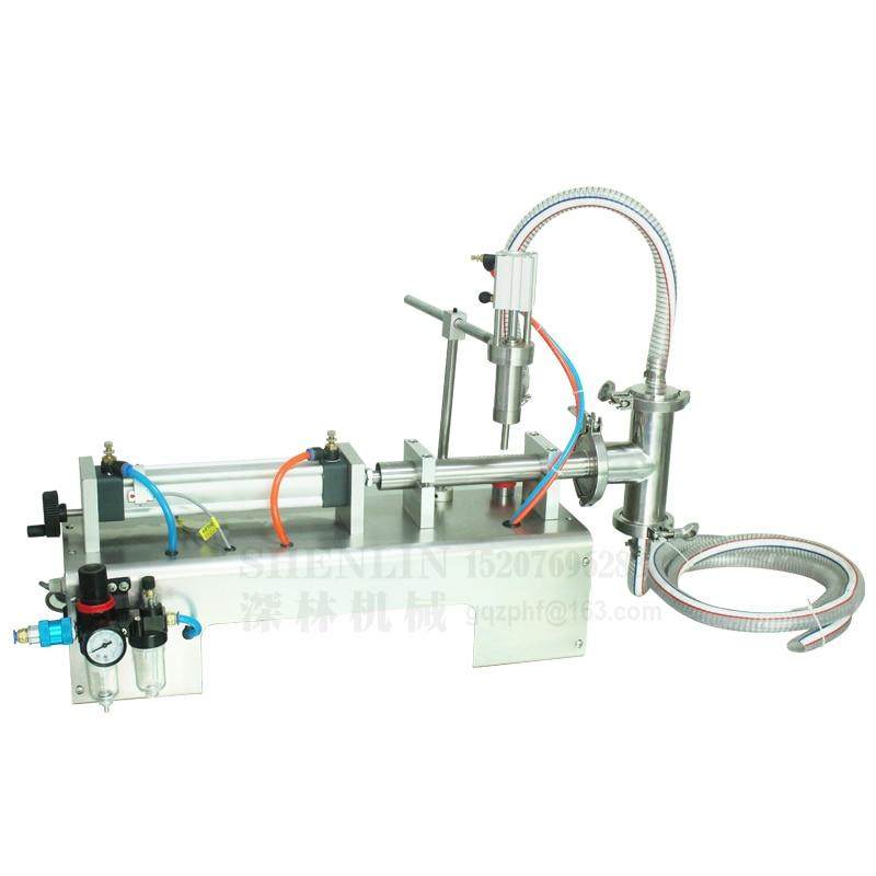 Töltőgép folyadék töltőanyag pneumatikus 0.6MPa 100/300 / 500ml - Szerszámkészletek - Fénykép 2