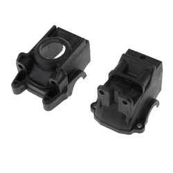 1/10 RC Car Plastic Rear Differential Box for 1/10 Traxxas Slash 4X4 HQ727 Short Truck Body Upgrade Parts DIY