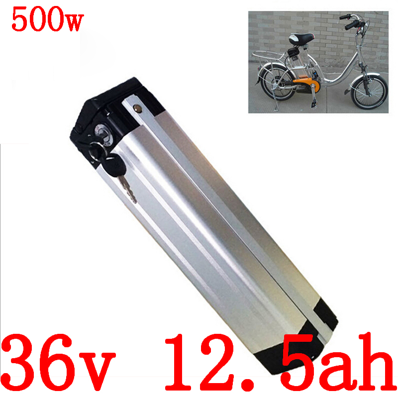 36V 10AH 500W HaiLong Lithium Battery charger for Electric Bicycle bike E-Bike