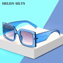Квадратные Солнцезащитные очки в стиле стимпанк для женщин винтажные