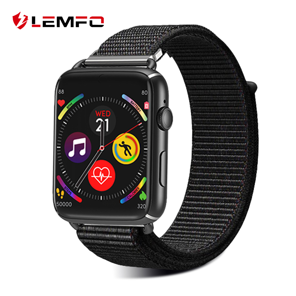 LEMFO LEM10 4G Smart Watch Android 7.1 1.88 Inch 360*320 Screen 3GB + 32GB GPS WIFI 780mah Big Battery Smartwatch Phone|Smart Watches|   - AliExpress