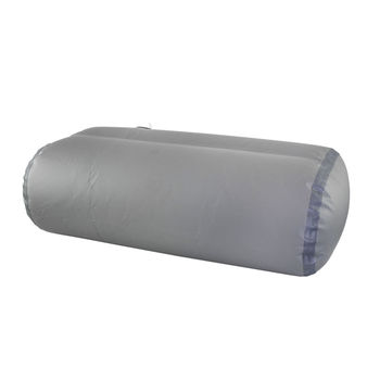 Seat inflatable Ottoman rectangular for cockpit 80 cm, X-River, light gray pouf_90_light_gray