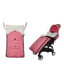 Спальный мешок для малышей; зимняя сумка для коляски; плотный теплый конверт для коляски; спальные мешки; брендовый спальный мешок для коляски