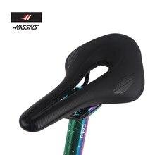 Mtb Bicycle saddle,Road mountain bike seat gel saddle,HASSNS selle italia Super light Silica gel bike saddle,Bicycle parts