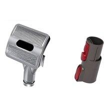 AD-Groom Tool Dog Pet Attachment Brush for Dyson V6 V7 V8 V10 V11 DC24 DC25 DC35 DC41