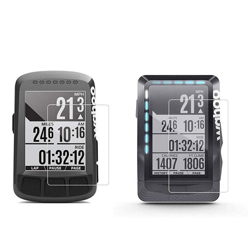 3pcs Clear Protective Film Guard For Wahoo Elemnt Bolt Roam Mini GPS <font><b>Bike</b></font> Cycling <font><b>Computer</b></font> Bycicle Sport Screen Protector Cover image