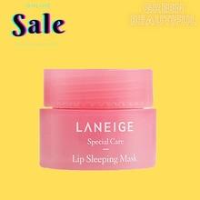 Sleeping-Mask Lip-Balm Grapefruit Moisture Korea Dryness 3g Essence-Nutrious Smoothing