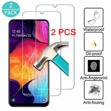 2pcs Protective Front Film for Samsung j2 j7 prime grand prime plus pro Toughed Glass On Galaxy j3 pro 2017 Core Prime g360 g530(China)