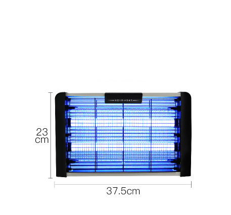 Electric Insect Killer LED UV-A Electronics Mosquito Repeller Pest Fly Bug Zapper Catcher Traps Home Pest Control Lamp