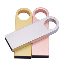 High Speed Pendrive Personalizado Logo Metal Usb Flash Drive Memory Stick 32gb 16gb 8gb 4gb Christmas Gifts Gadget Storage Disk