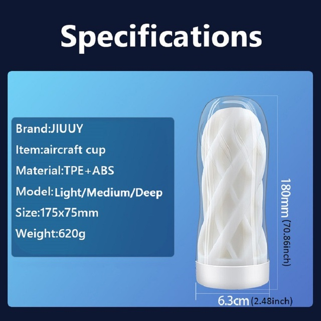 Male Masturbator Cup Soft Pussy Sex Toys Transparent Vagina Adult Endurance Exercise Sex Products Vacuum Pocket Cup for Men 4