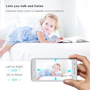 Image 5 - Original 720P IP Kamera Wireless Home Sicherheit IP Kamera Überwachung Kamera Wifi Nachtsicht CCTV Kamera Baby Monitor