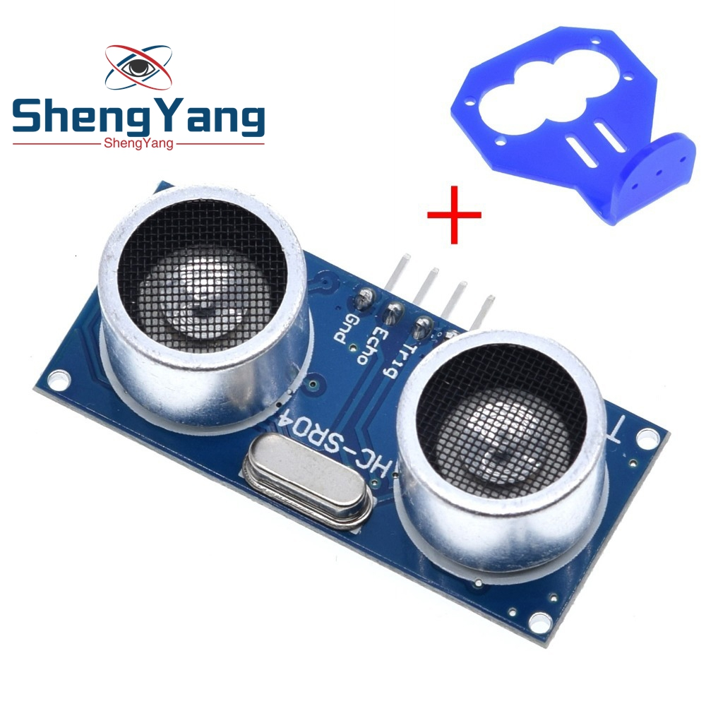 HC-SR04 Ultrasonic Sensor Module Bracket Holder for Raspberry Pi Arduino DIY