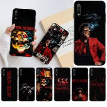 NBDRUICAI After hours The Weeknd DIY Printing Phone Case cover Shell for Huawei Honor 30 20 10 9 8 8x 8c v30 Lite view pro hpchcjhm caravaggio the soul and the blood phone case cover shell for huawei honor 30 20 10 9 8 8x 8c v30 lite view pro