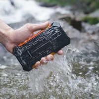 Ulefone Armor X5 Android 9.0 Smartphone MT6763 Octa Core 3 go RAM 32 go ROM 13MP 5.5 ''4G LTE 5000mAh NFC OTG GPS téléphone portable