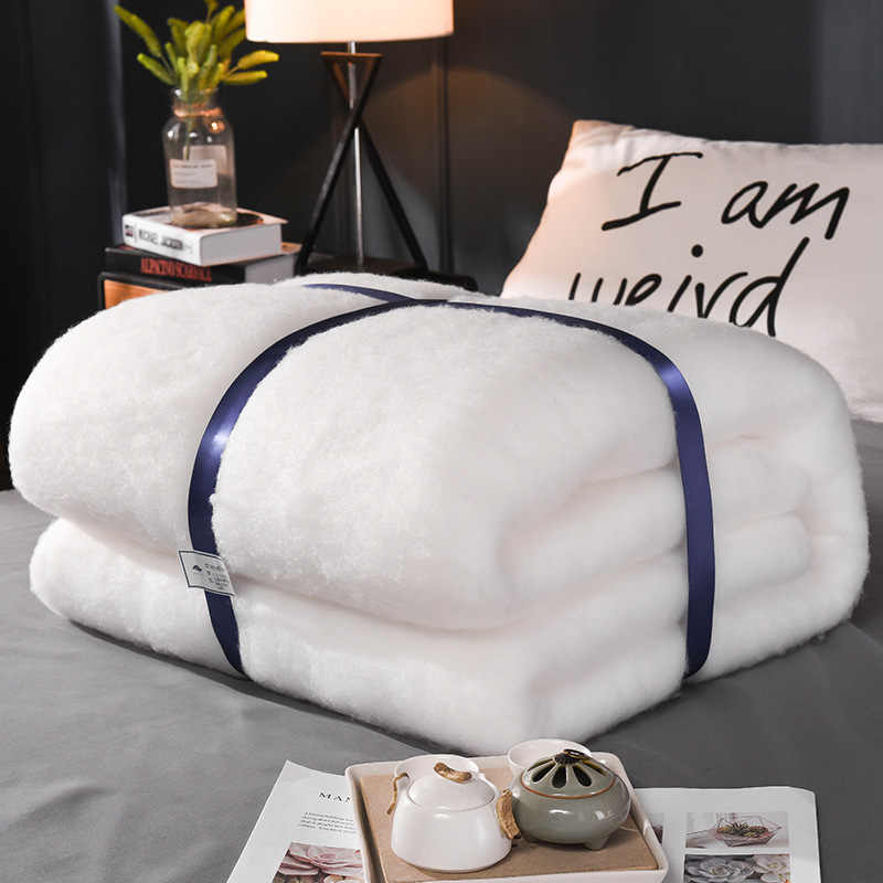 Surmatelas Extra épais (Queen), surmatelas de refroidissement, coton 400TC (épaisseur de 5 cm)